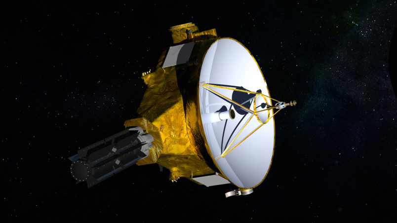 NASA's New Horizons probe makes record-breaking fly-by of Ultima Thule
