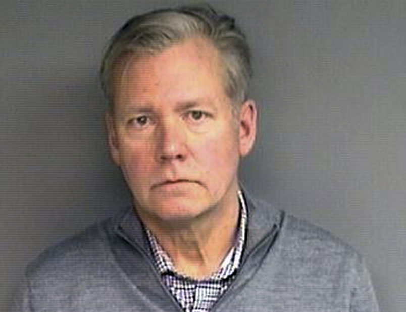 The host of 'To Catch a Predator' has been arrested
