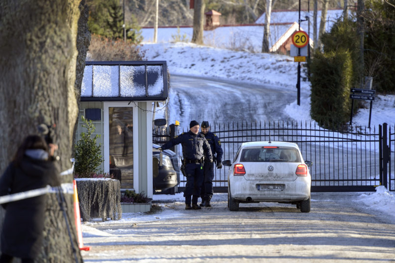 Representatives of the United States, North Korea and South Korea are holding a secret meeting in Sweden this weekend. According to several media, the meeting is held at a conference facility outside Stockholm, but the Ministry of Foreign Affairs puts the cover on. Photo Anders Wiklund / TT kod 10040