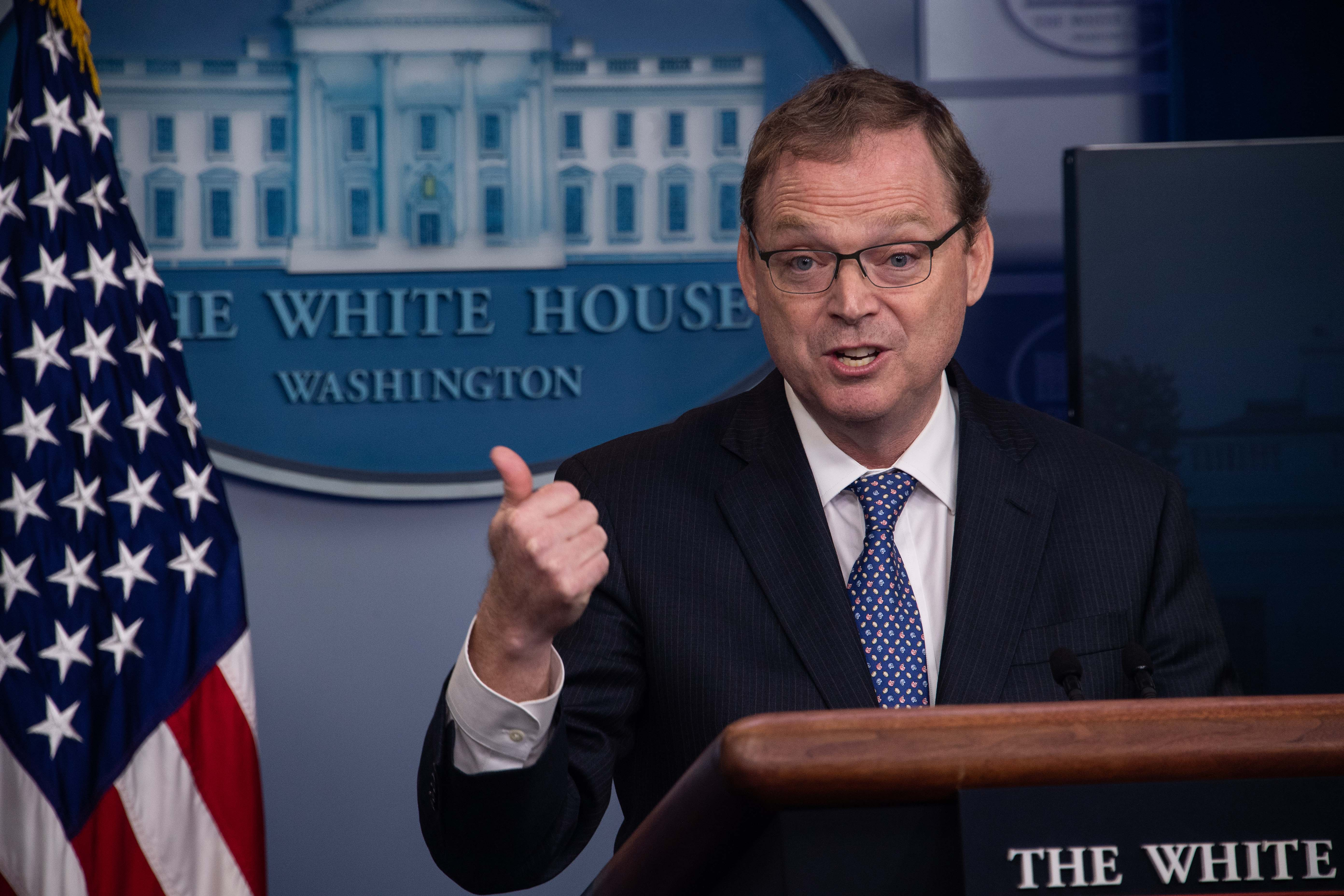 talkingpointsmemo.com - WH Economist Admits Economic Strain After Saying Fed Workers 'Better Off