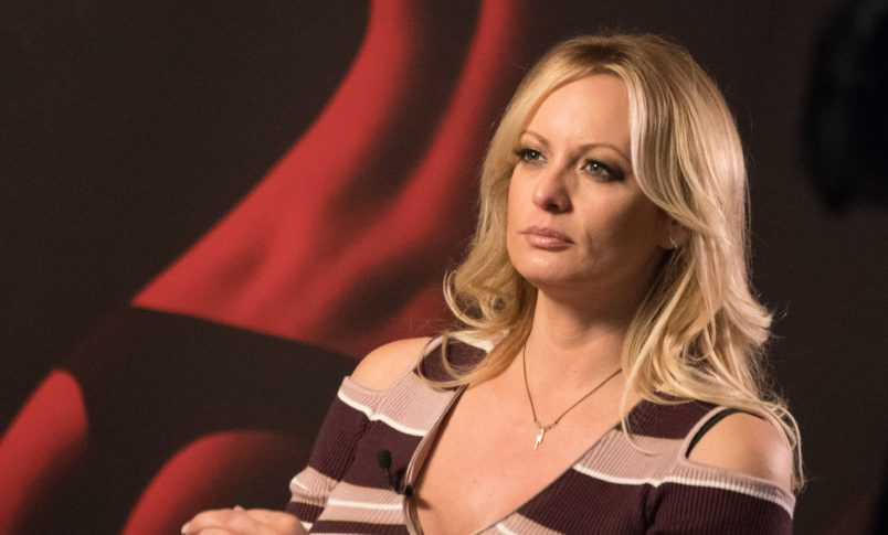 Stormy Daniels files $US2 million lawsuit against police over strip club arrest