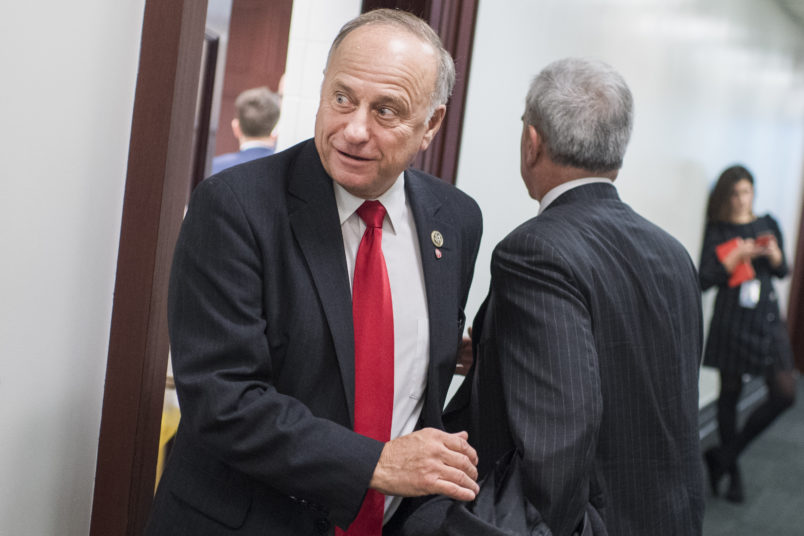 Republicans slam Rep. King for what they call racist remarks