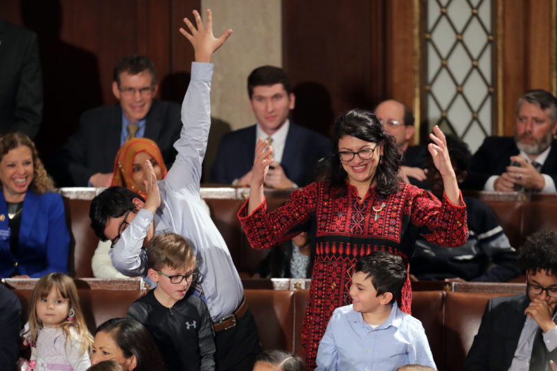 Rashida Tlaib slammed as new House Dems get early uncomfortable lesson