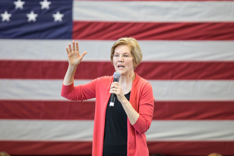 Warren proposes 'ultra-millionaire tax' as part of 2020 bid