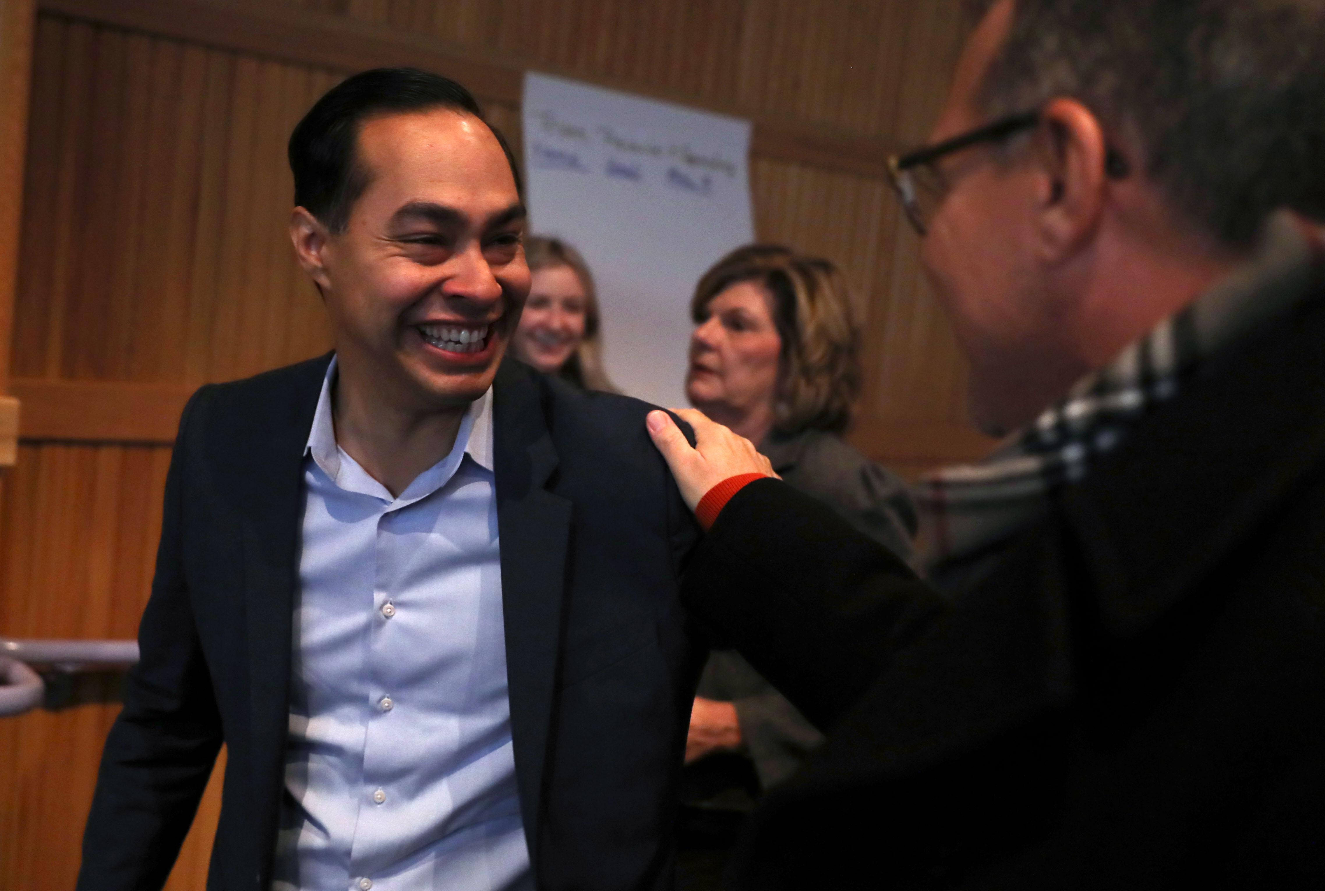 photo image Julian Castro Announces 2020 Presidential Run