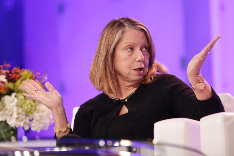 during LeadOn:Watermark's Silicon Valley Conference For Women at Santa Clara Convention Center on February 24, 2015 in Santa Clara, California.