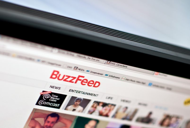 BuzzFeed to 'reorient' itself, sheds 15% of its workforce