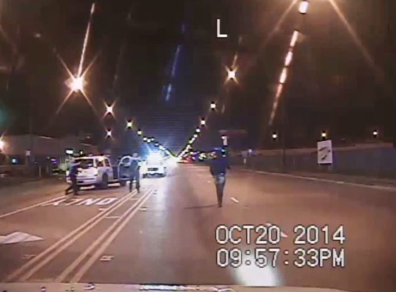 Laquan McDonald's family laments light sentence given to white Chicago officer