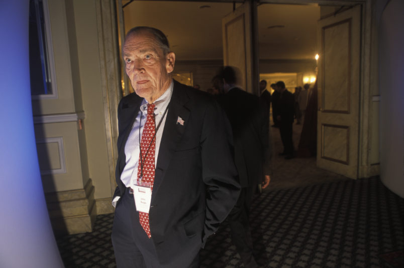 Jack Bogle, index fund pioneer and Vanguard founder, dead at 89