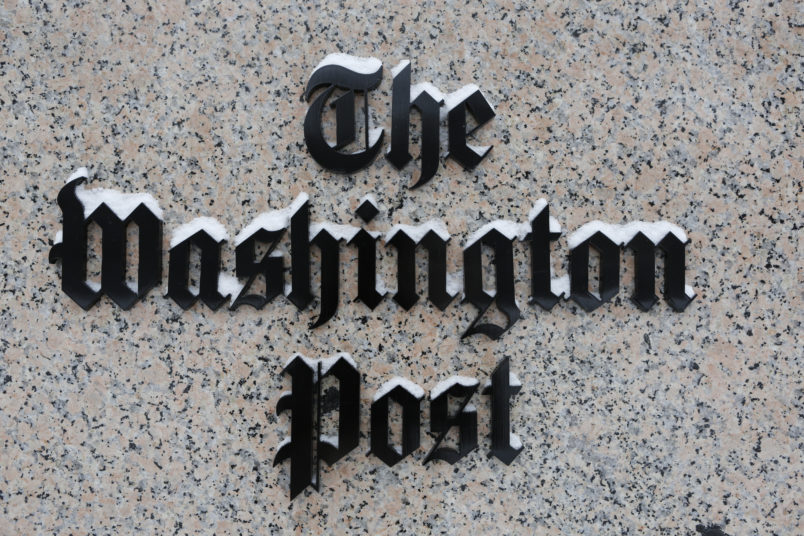 Fake editions of Washington Post falsely claim Trump resigns
