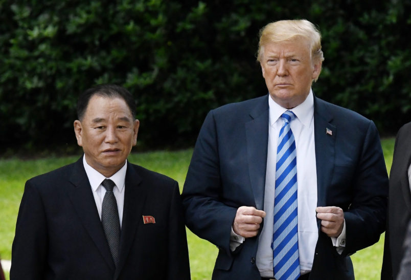 Speculation Grows Over Second Trump-Kim Summit