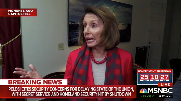 Nancy Pelosi and her dual approaches