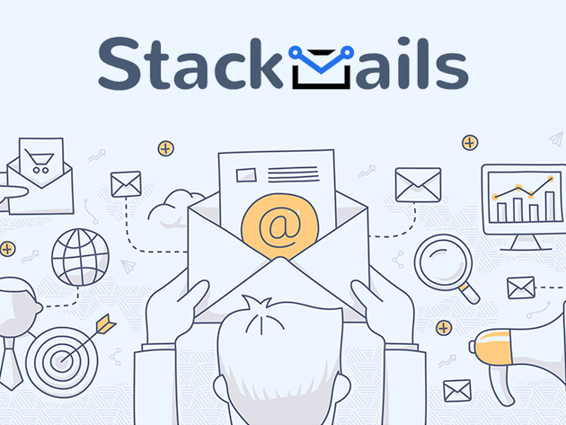 With a lifetime subscription to Stackmails Email Automation, you'll create custom campaigns that turn leads into customers.