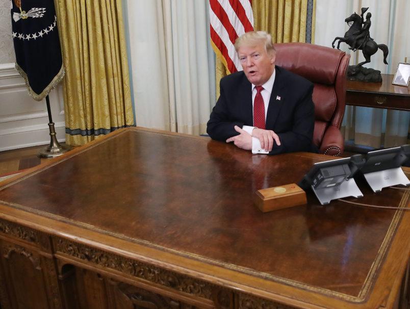 'I'm Not a Target' of Mueller Probe, Rosenstein Said