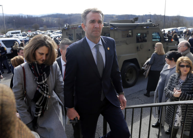 Ralph Northam says 'I'm not going anywhere' despite calls to resign