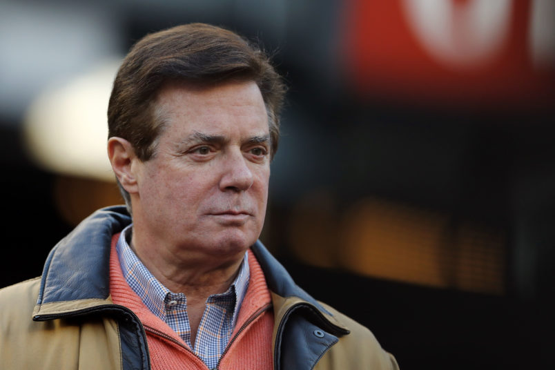 Mueller Files 800-Page Sentencing Memo For Paul Manafort