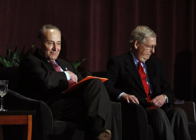 Mitch McConnell will make Democratic senators vote on the 'Green New Deal'