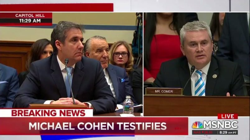 Michael Cohen expected to claim lying, racism and cheating by Trump