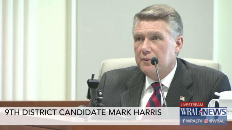 Mark Harris Sought Political Operative In North Carolina Congressional Race