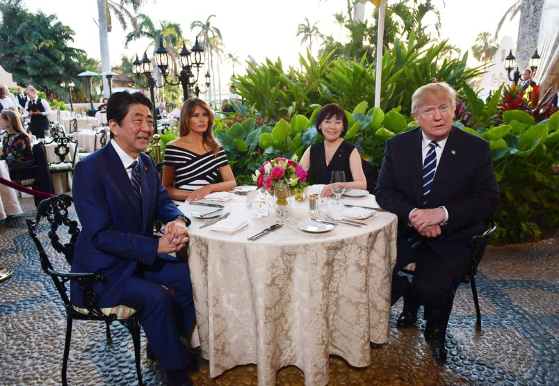 Watchdog: 4 Trump Mar-a-Lago Trips in 2017 Cost Taxpayers $14M