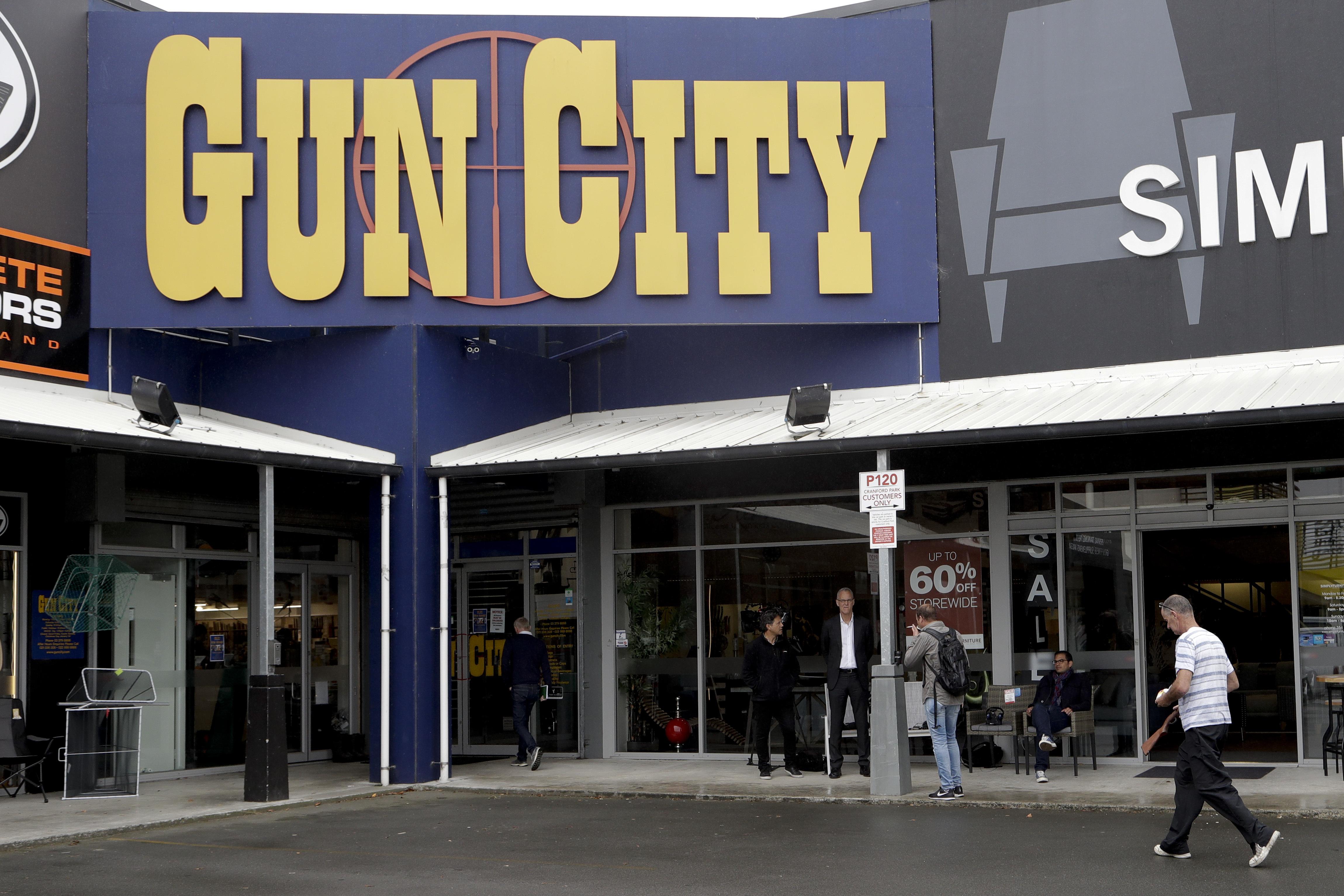 photo image New Zealand Citizens Open To Gun Reform After Massacre