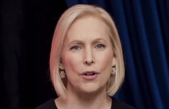 Gillibrand makes it official, launching her 2020 White House campaign