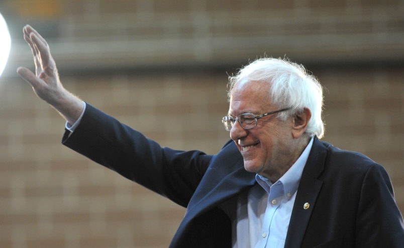 Sanders's campaign aide apologizes for dual-loyalty remark in reference to Jews
