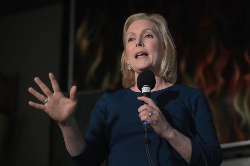 Kirsten Gillibrand blasted for handling of aide's sexual harassment claims