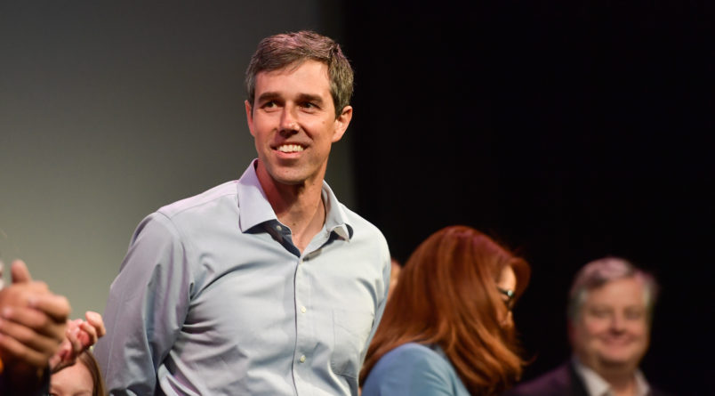 """AUSTIN, TEXAS - MARCH 09: Beto O'Rourke attends the """"Running with Beto"""" Premiere 2019 SXSW Conference and Festivals at Paramount Theatre on March 09, 2019 in Austin, Texas. (Photo by Matt Winkelmeyer/Getty Images for SXSW)"""