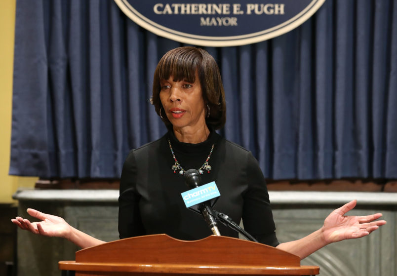 BookGate expands: Baltimore Mayor takes