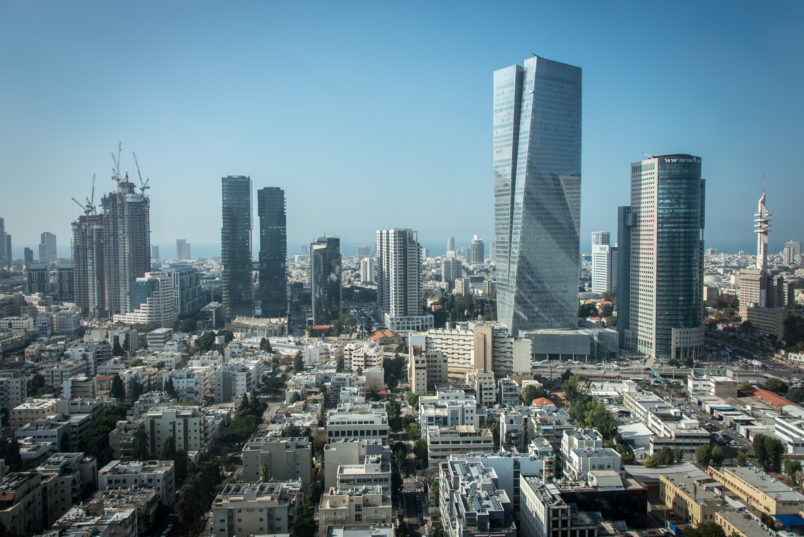 Rocket Sirens Wail in Tel Aviv Amid Reports of Explosion