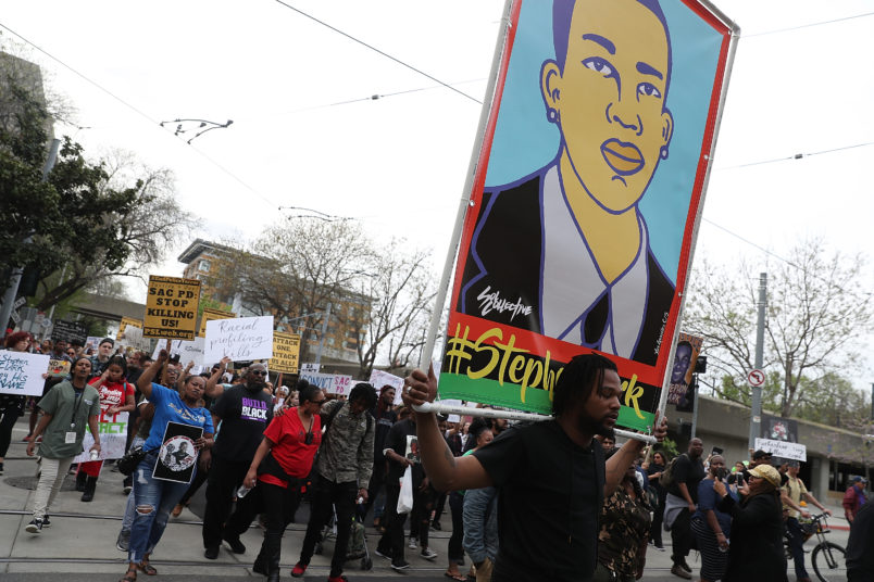Concern Over Protests About Stephon Clark Shooting Prompts Mall Closure in Sacramento