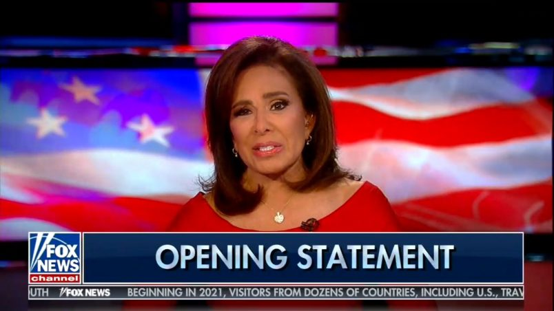 Muslim Congresswoman Thanks Fox News for Condemning Pirro Remarks