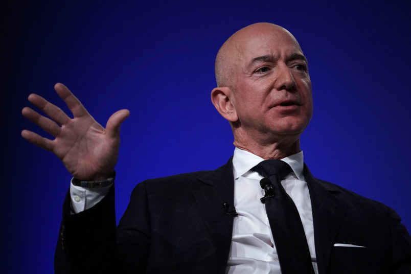 Amazon's Jeff Bezos was hacked by Saudi Arabia, investigation finds